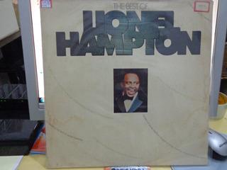 Lp Honel Hampton - The Best Of