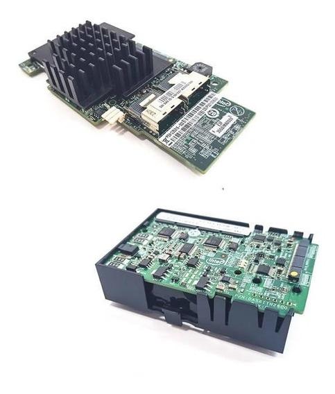 Controladora Raid Intel Rms25cb080+módulo Bateria Axxrmfbu2