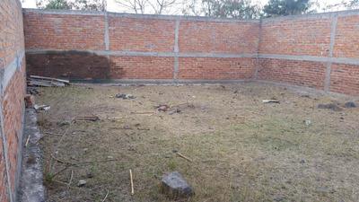 Terreno 10 X 25 Bardeado Lomas Del Aeropuerto Guadalajara