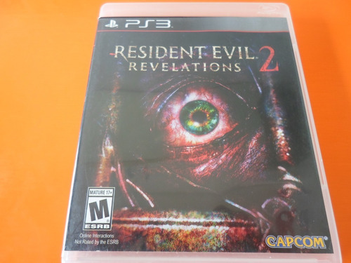 Canje 1x1 Resident Evil Revelations 2 Ps3 Venta Envíos S/c