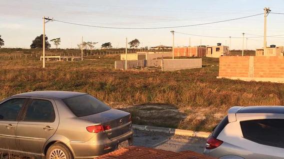 Lote Terreno Em Araruama Entrada De R$1.300