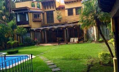 Casa Sola En Rancho Cortes / Cuernavaca - Ber-ber1-713-cs*