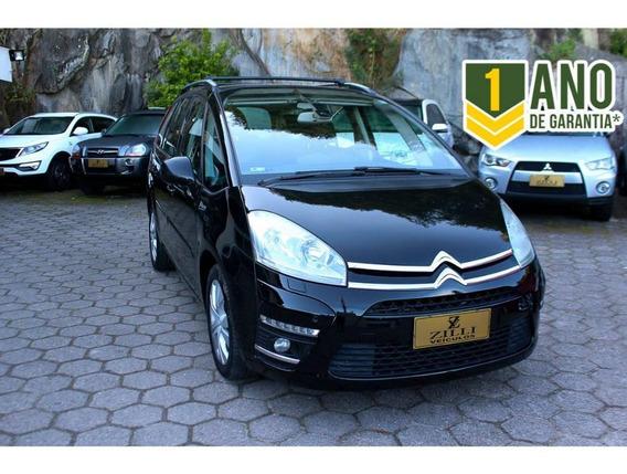 Citroën Grand C4 Picasso Exclusive 2.0 At (7l)