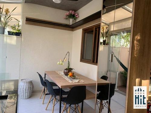 Imagem 1 de 30 de Apartamento À Venda, 47 M² Por R$ 425.000,00 - Ipiranga - São Paulo/sp - Ap3551