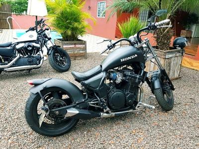 Moto Honda Cb750 Four Estilizada