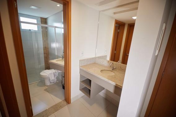 Apartamento Em Resort Do Lago - Caldas Novas-go Temporada