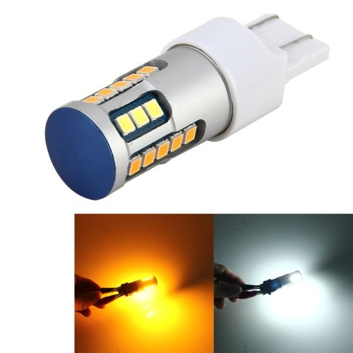 Luz Freno Dc 5 Lm Led Para Vehiculo Auto Intermitente