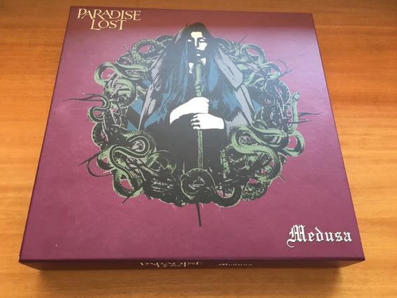 Paradise Lost - Medusa (box + Poster + Photo Card) S/ Cd/lp