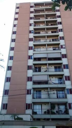 Imagem 1 de 20 de Apartamento Com 3 Dormitórios Para Alugar, 83 M² Por R$ 1.400,00/mês - Ponte Preta - Campinas/sp - Ap18449