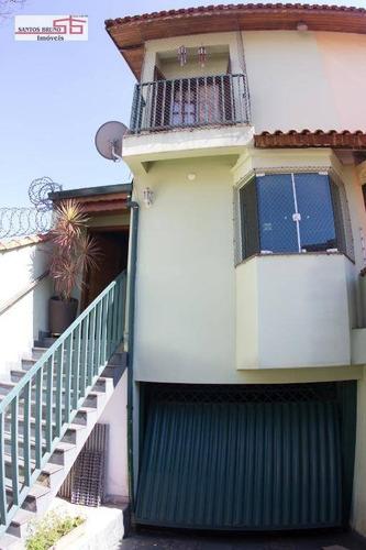 Sobrado Com 3 Dormitórios À Venda, 250 M² Por R$ 849.000,01 - Vila Maria Luisa - São Paulo/sp - So1368