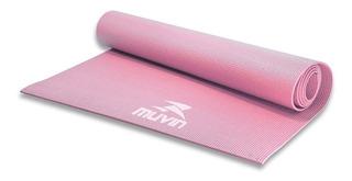 Tapete Para Yoga Em Pvc 168cm X 61cm X 0,4cm Muvin Tpy-100
