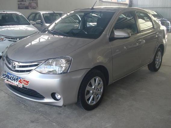 Toyota Etios 2017 1.5 6mt