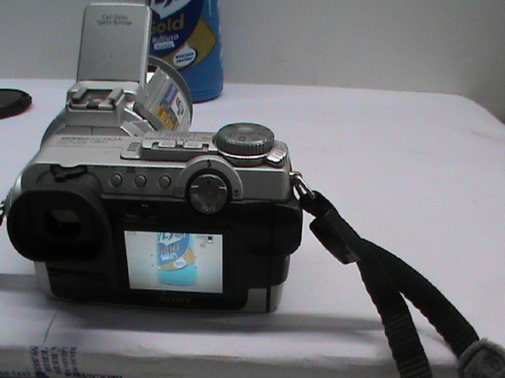 Camera Digital Sony Modelo Dsc-f717