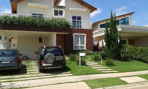 Casa Em Condomínio Para Venda Em Jundiaí, Reserva Da Serra, 4 Dormitórios, 4 Suítes, 6 Vagas - Cg135_2-509004