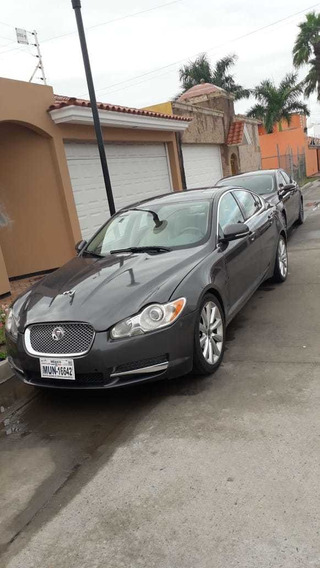 Jaguar Xf 4.2 Xf Sc Luxury V8 Piel Lujo R-20 At 2010