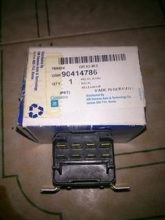 Relay Luces Diurnas Aveo Optra Original Gm 90414786