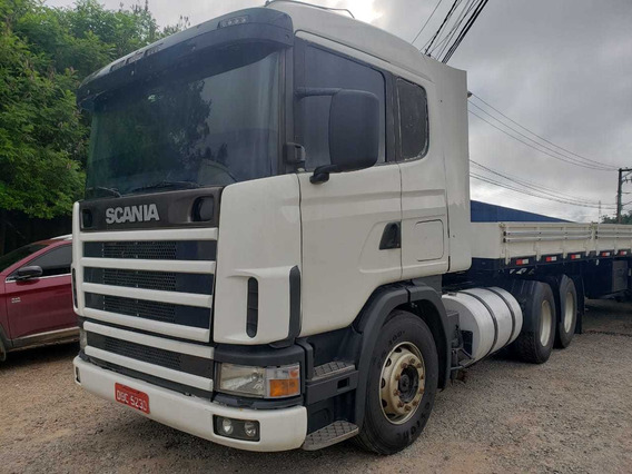Scania P 124 420 Ano 2003 Truck