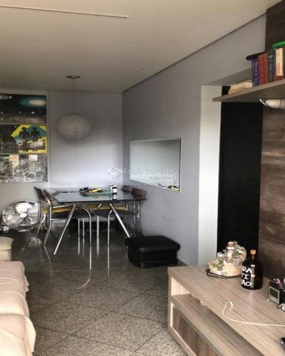 Imagem 1 de 15 de Vendo Apto 58m² - Jd. Zaira/centro -cond. Resid. Amazonas - Apartamento A Venda No Bairro Jardim Zaira - Guarulhos, Sp - Sc01347