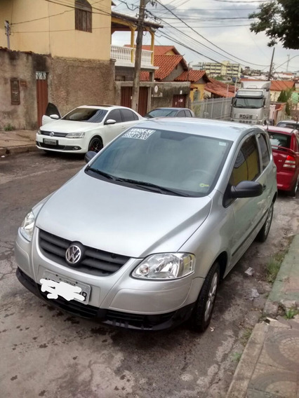 Volkswagen Fox 2008 1.0 Plus Total Flex 3p