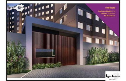 Imagem 1 de 20 de Vivaz Estação Guaianases Apartamentos De 1 Ou 2 Dormitórios Casa Verde Amarela - Ap00213 - 68513786