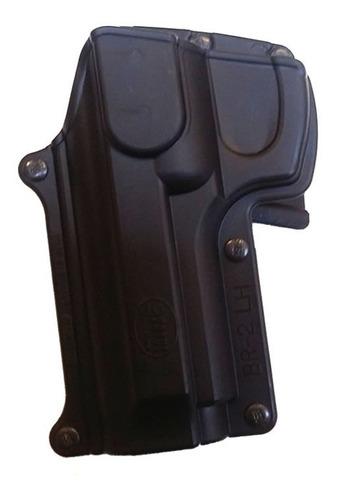 Fobus Canana Polímer Pistola Beretta 92/99 Cinto Común Zurdo