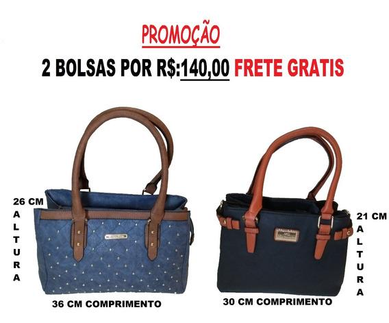Kit Conjunto Bolsa Feminina Coleção Nova Promoção Relâmpago
