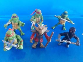Minis Bonecos As Tartarugas Ninjas