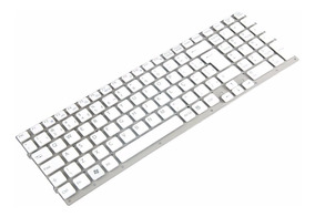 Teclado Para Notebook Sony Vaio Pcg Pcg-71311x | Branco