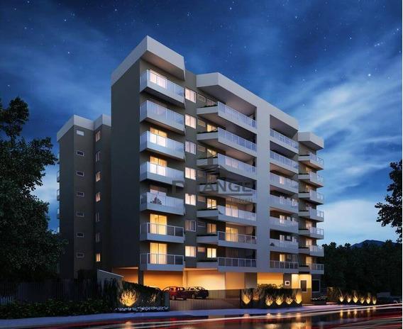 Apartamento Com 3 Dormitórios À Venda, 154 M² Por R$ 850.000 - Residencial Bella Vita - Paulínia/sp - Ap16498