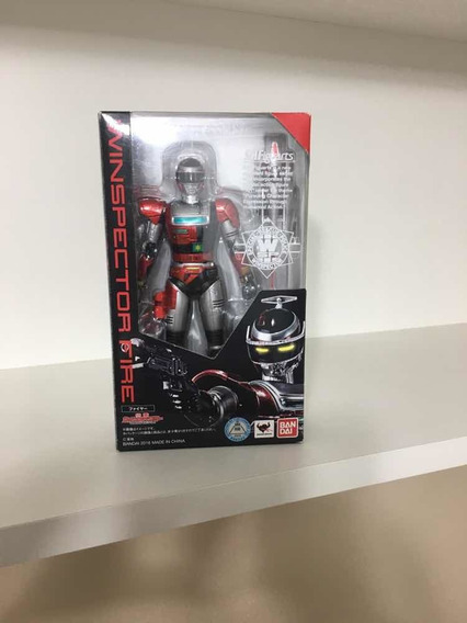 Winspector Fire S.h.figuarts Banday