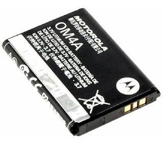 Bateria Motorola Om4a Wx290 Wx295 Wx345 Finch Motokey Wifi