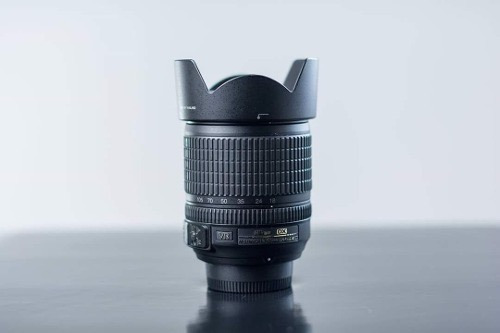 Lente Nikon 18-105 3.5 Em Otimo Estado Nikon