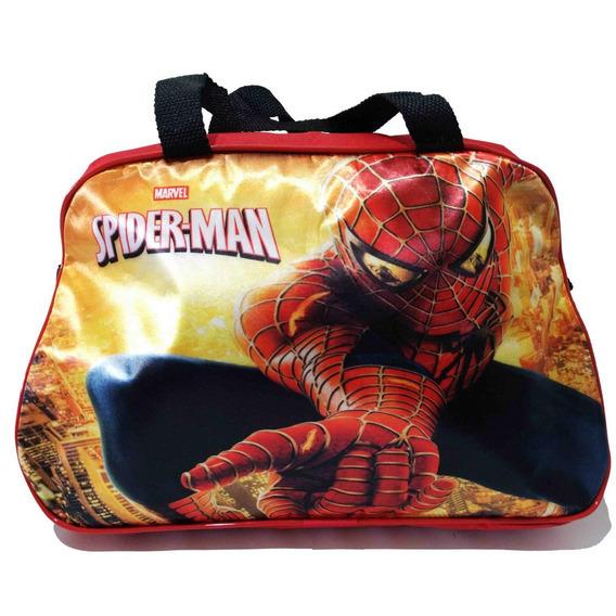 Bolsa De Viagem Homem Aranha