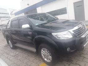 Toyota Hilux 3.0 Cd Srv Cuero I 171cv 4x4 5at 2012