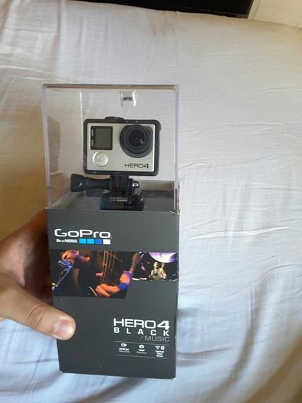 Camera Gopro Hero 4 Black Music Chbdx-401 4k