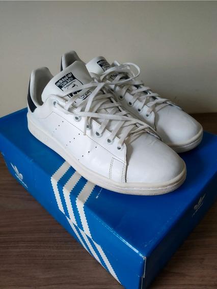 adidas Stan Smith Branco/azul