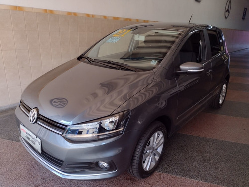 Volkswagen Fox 2021 1.6 Connect Total Flex 5p Apenas 06 Km .
