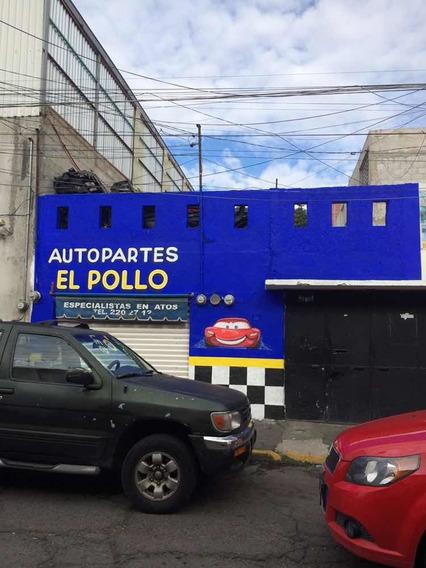 Local Comercial Y Departamento En Zona Comercial De La 46pte