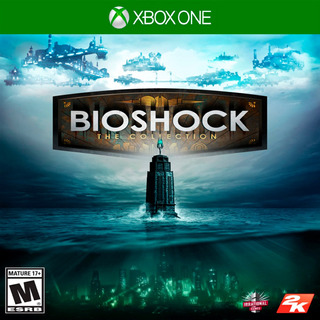 Oni Games - (sin Stock) Bioshock The Collection X-box One