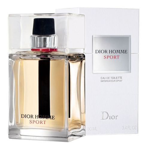 Dior Homme Sport Christian Dior Edt 75ml Original
