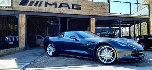 Imagen 1 de 15 de Chevrolet Corvette Styngrai 6.2l V8 460hp Mt/7,dolar Billete