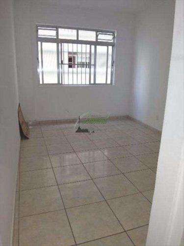 Imagem 1 de 9 de Apartamento Em São Vicente Bairro Itararé - V5152