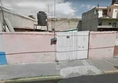 Terreno En Col. Leyes De Reforma 3era Secc
