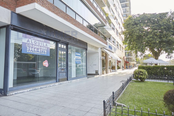 Local A La Calle En Alquiler, Palermo. Av. Del Libertador Al 3000