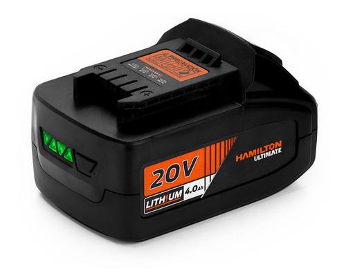 Bateria 20volt 4 Amp. Hamilton Ultimate Ult102