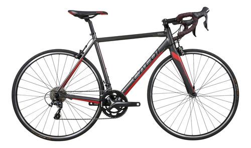 Bicicleta Strada Racing 700 M 20v Quadro 51 Grafite - Caloi
