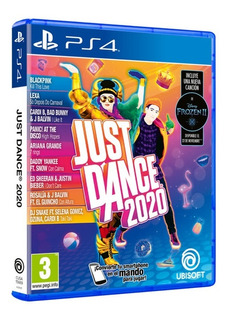 Just Dance 2019 Ps4. Entrega Inmediata. Domicilios