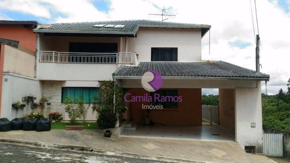 Sobrado Residencial À Venda, Jardim Altos De Suzano, Suzano. - So0292