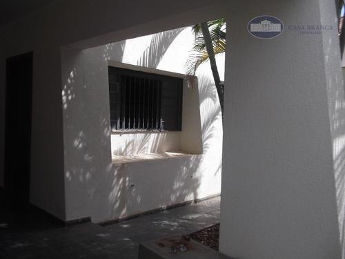 Imagem 1 de 21 de Casa Residencial Para Venda E Locação, Paraíso, Araçatuba. - Ca0200