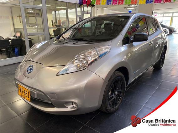 Nissan Leaf Automatico 4x2 Electrico
